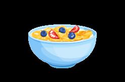céréales de petit-déjeuner